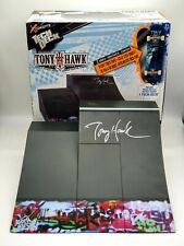 TECH DECK TONY HAWK BIG RAMPS SET RAMP and BOX ONLY (Tony Hawk's Skateboard)
