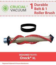 Replacement Oreck XL Roller Brush & 1 Belt Part # 016-1152 75202-01 XL010-0604