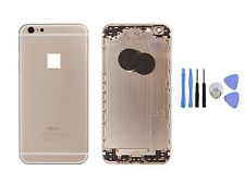 "New Replacement Back Battery Housing Gold Case Cover for iPhone 6 PLUS 5.5"" UK"