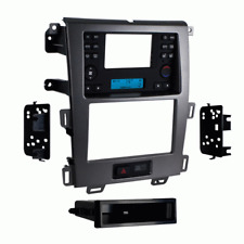 In Dash Navigation GPS Radio w Bluetooth and DVD Player for Ford Edge 2011-2014