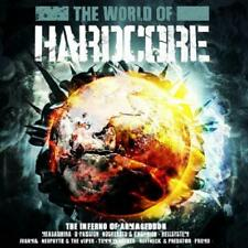 THE WORLD OF HARDCORE = Endymion/Neophyte/Viper/Playah...=2CD= HARDCORE GABBER