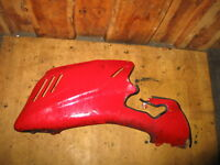 Verkleidung unten links / left bottom fairing cowl / Ducati 750 ss ie-V2