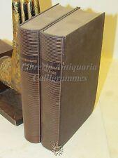 SHAKESPEARE Theatre Complete 2 VOL.  Librairie Gallinard 1950 LETTERATURA TEATRO