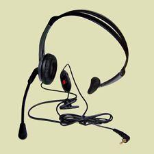 Panasonic Headset RP-TCA430E-S klappbar 2,5 mm Telefon auch für Gigaset