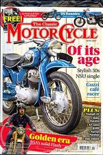 The Classic Motorcycle June 2017 Factory Packaged + 32-Page Surtees Supplement