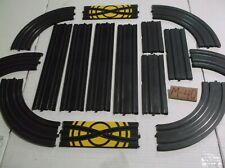 life like, rokar slot car track parts lot,ho 1/64 scale,in nice condition