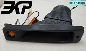 1990-1991 Honda CRX (CR-X) Driver Turn Signal Intake Duct | AMBER LED | 3D FDM