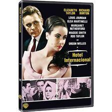 The VIPs (1963) * Richard Burton, Elizabeth Taylor * Region 2 (UK) DVD * New