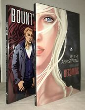BECOMING & BOUNTY HUNT - KELLEY ARMSTRONG -1ST HB GRAPHIC - Subterranean Press