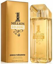 1 Million Cologne By Paco Rabanne Eau de Toilette For Men 4.2 oz
