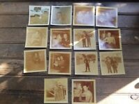 14 Korean War Photos Korea Photographs Family Lot VTG Images