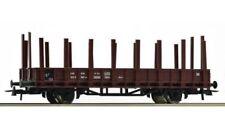 Roco Modellbahnen der Spur H0 in limitierter Auflage Rungenwagen von