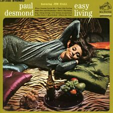 PAUL DESMOND - EASY LIVING   CD NEU