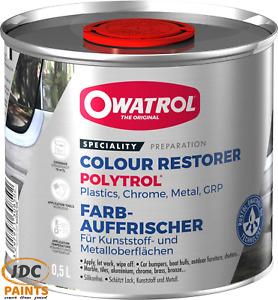 OWATROL POLYTROL COLOUR RESTORER 0.5L ( 500ML )