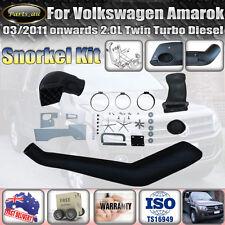 Snorkel Kit for Volkswagen Amarok 03/2011 onwards 2.0Litre Twin Turbo Diesel