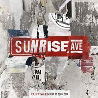 SUNRISE AVENUE - FAIRYTALES-BEST OF 2006-2014  CD NEU