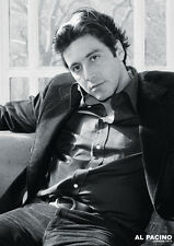 Al Pacino Poster A1 Size 84.1cm x 59.4cm -  33 inches x 24 inches