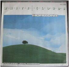 Horizont, White Clouds, Feat. Parsons, VG/VG, LP (6122)