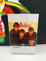 SEALED cassette, The Beatles – Love Me Do 4KM-44278, 1992