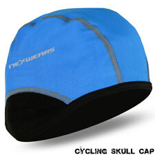 Winter Cycling Skull Cap Cycle Under Helmet Windstopper Thermal Caps 4 Colors