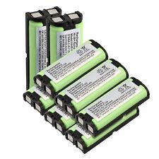 8pcs 2.4V 1000mAh Home Phone Battery for Panasonic HHR-P105 HHRP105A KX242 Set
