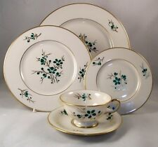Castleton JADE 5 Piece Place Setting GREAT VALUE - very good used condition