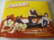 SCOOCH - THE BEST IS YET TO COME - UK CD SINGLE - PART 2