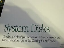 Macintosh System 6.0.8 for Vintage Macintosh
