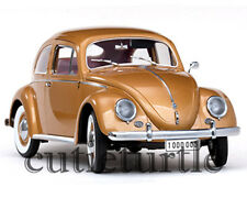 Sun Star 5204 1955 Volkswagen VW Beetle Kafer 1:12 Diecast Gold