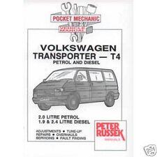 VW Volkswagen Transporter T4 Petrol & Diesel to late 95
