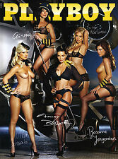 Playboy Januar/01/2013  Playmates des Jahres & ALEXA VARGA mit Abo-Cover*