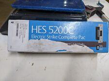 New Hes Assa Abloy 5200c 5200c 12d24d 630 Electric Strike