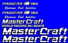 2 Color MasterCraft Prostar 190 EFI Full set #2