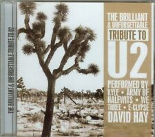 U2 - Tribute To U2 by Various Artists - CD - NEW