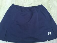 YONEX CHARCOAL GREY SKORT SKIRT SHORTS TENNIS BADMINTON GOLF SPORTS SQUASH