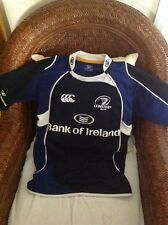 Rugby Leinster Canterbury Of New Zeland jersey size S Men's