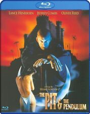 The Pit and the Pendulum [New Blu-ray]