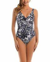 Magicsuit Women's Yasmin One Piece Swimsuit Size 8