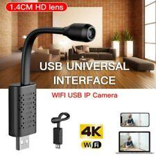 Mini IP Kamera Wireless WLAN 4K WiFi Camera 1080P HD Überwachungkamera Spycam DE