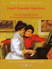 French Romantic Repertoire - Level 2 Piano Sheet Music Instrumental Album