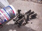 Farmall H HV O4 tractor ORIGINAL IH cylinder head valves springs keepers valve