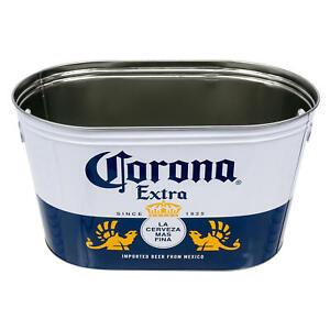 Corona Extra Beer USA Ice Bucket Beverages Cooling Fan Bucket Tub Bucket