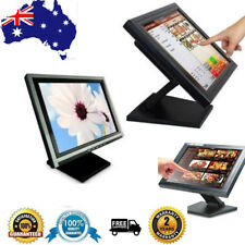 "15""/ 17"" LCD Touch Screen Monitor TFT VGA F Point of Sale System Display POS AU"