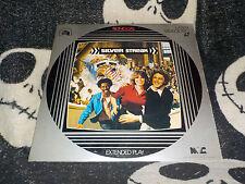 Silver Streak Laserdisc LD Japan +Insert Gene Wilder Free Ship $30 Orders