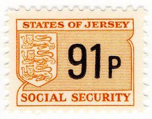 (I.B) Jersey Revenue : Social Security 91p