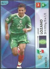 PANINI FIFA WORLD CUP-GOAAL 2006- #086-MEXICO-JAIME LOZANO