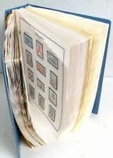 FACE$711 US MINT 1990-1995 POSTAGE STAMPS in LIBERTY ALBUM w/ UN, AIR MAIL, BOB