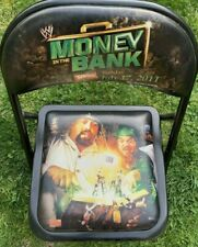 WWE 2011 Money In the Bank Ring Side Chair All State The Big Show Hornswoggle
