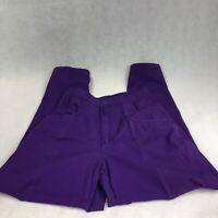 Vintage 80's Esprit Sport High Wasted Mom Jeans Purple Denim Size 11/12