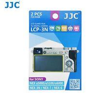 JJC LCP-3N hard polycarbonate LCD Film Screen Protector Sony NEX-3N NEX-7 NEX-6